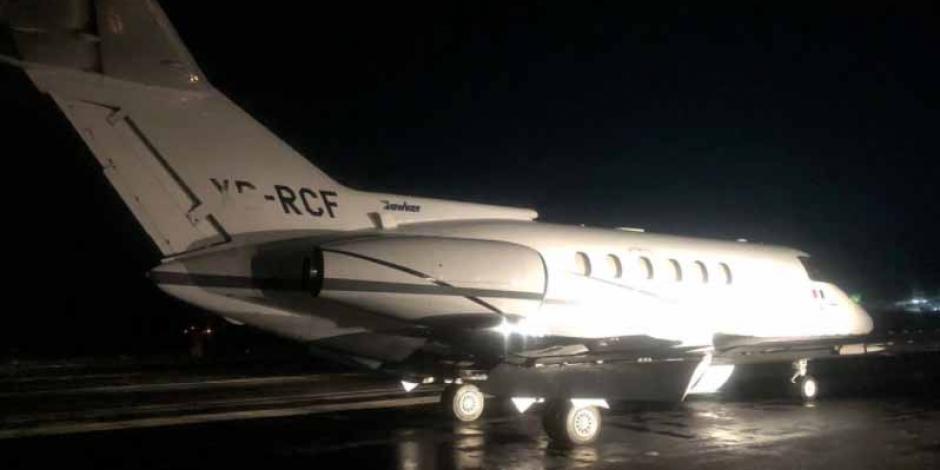 jet ilegal Chetumal