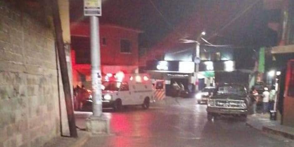 Ataque armado en Juitepec, Morelos