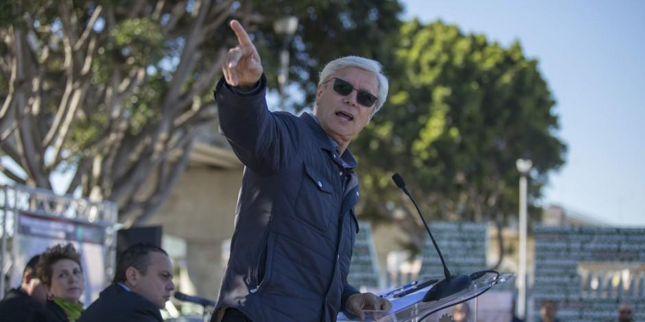 jaime bonilla-baja california-primer informe de gobierno