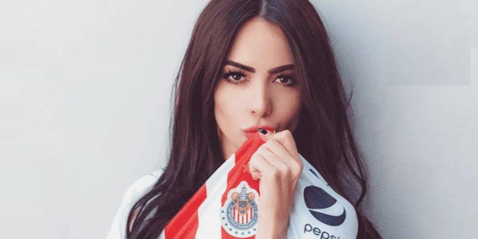 Chivas: Jimena Sánchez enamora a sus fans con impresionante foto en bikini