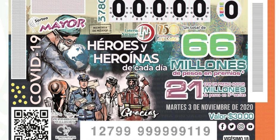Billete de Lotería