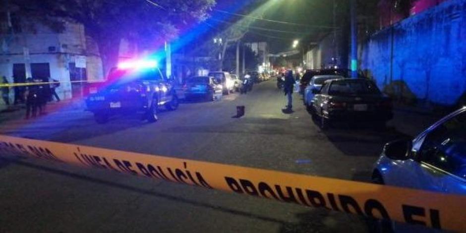 Intento de asalto desata balacera en Guadalajara