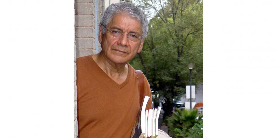 El poeta José Luis Rivas
