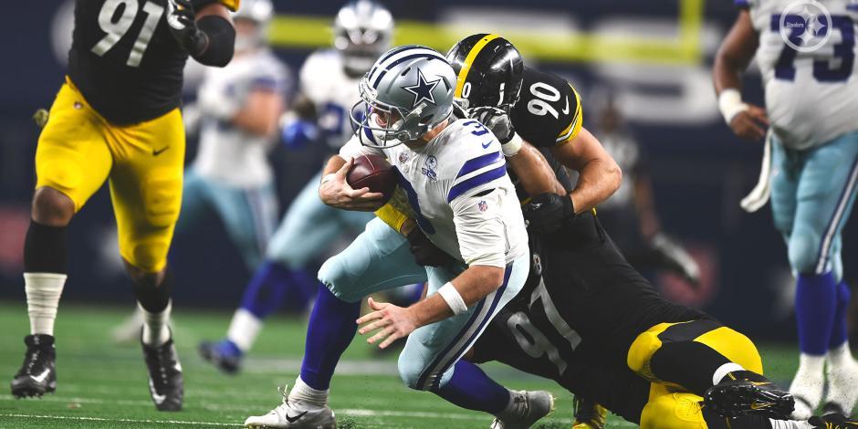 Steelers Pittsburg Dallas Cowboys NFL