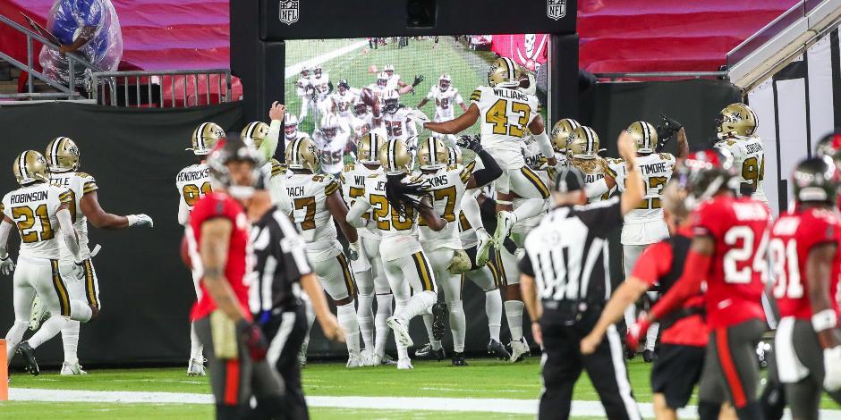 VIDEO_ Resumen del New Orleans Saints vs Tampa Bay Buccaneers, Semana 9 NFL