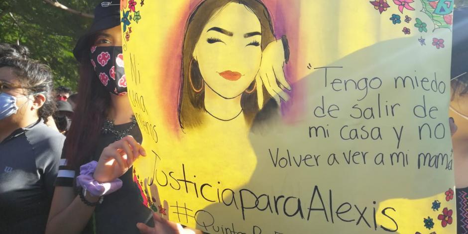 Justicia por feminicidio de Bianca Alejandrina