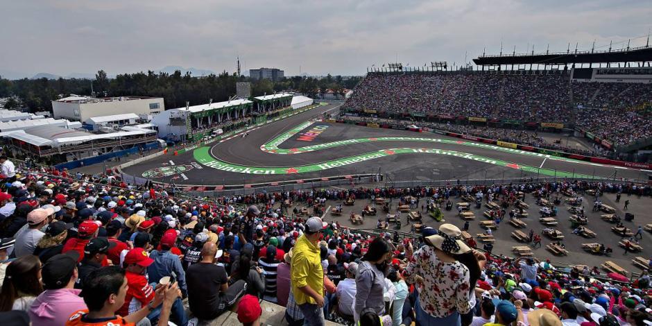 GP de México F1