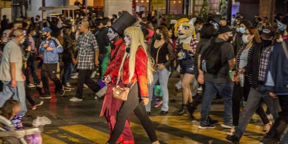 Festividad Halloween BC
