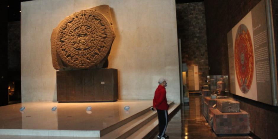 Museo Nacional de Antropología reapertura