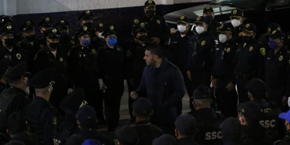 Omar García-ssc-policías-zona centro
