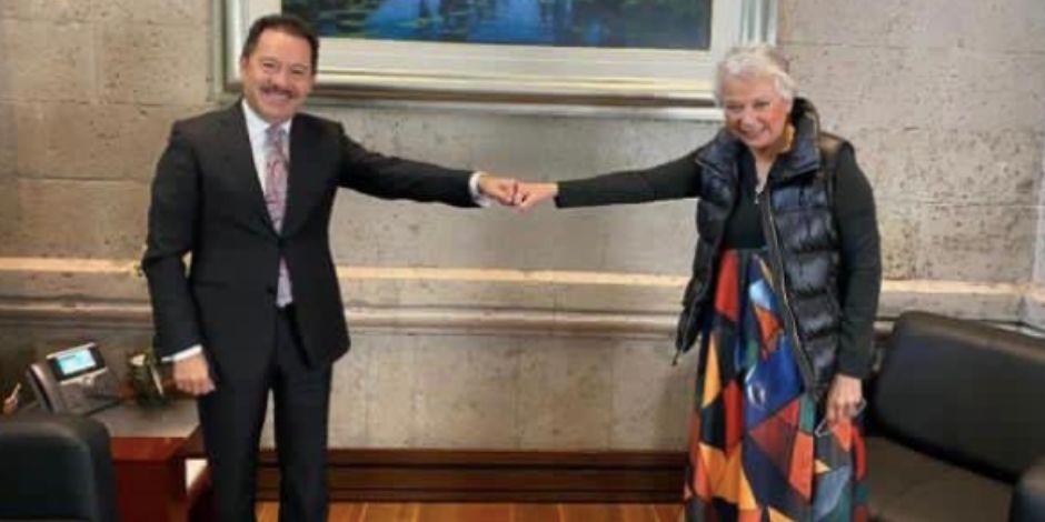 Ignacio Mier-Olga Sánchez Cordero