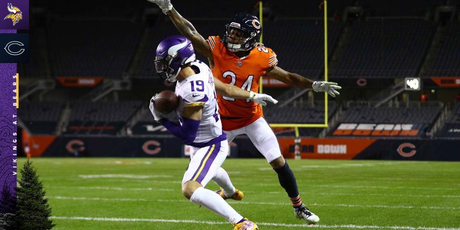 VIDEO_ Resumen del Minnesota Vikings vs Chicago Bears, Semana 10 NFL
