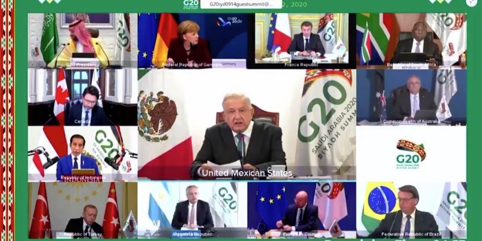AMLO G-20