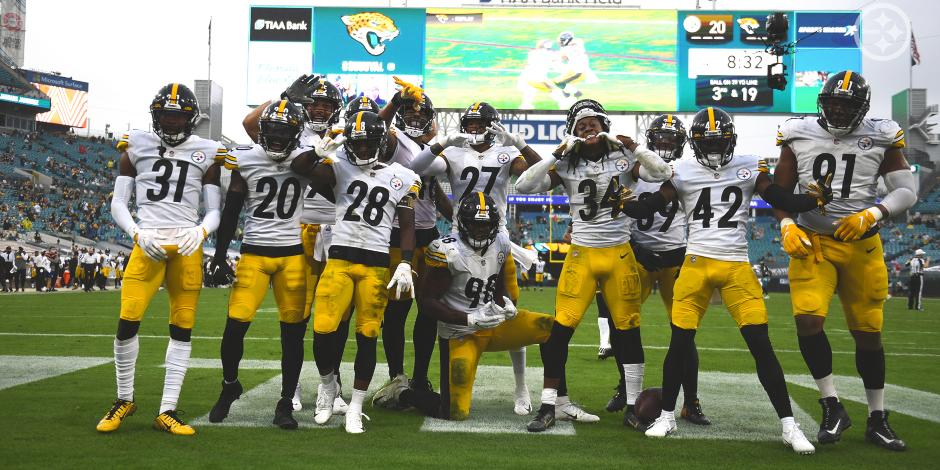 VIDEO_ Resumen del Jacksonville Jaguars vs Pittsburgh Steelers, Semana 11 NFL