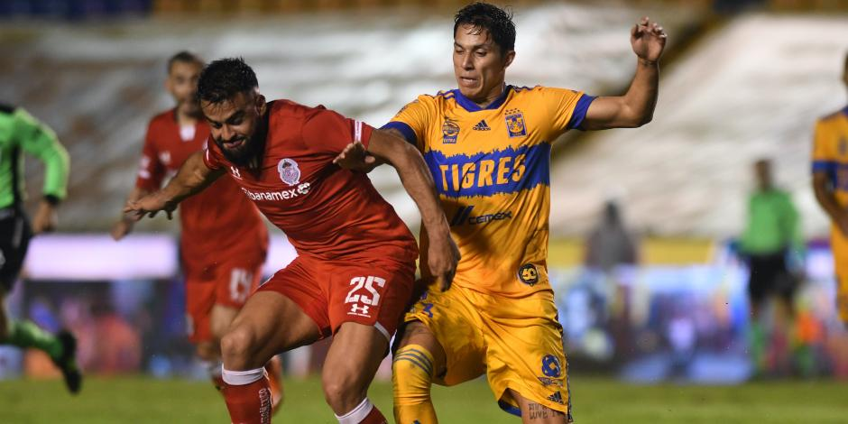 VIDEO_ Resumen y goles del Tigres vs Toluca, Repechaje Guard1anes 2020