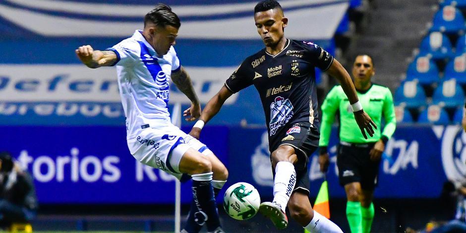 VIDEO: Resumen y goles del Puebla vs León cuartos de final ida Liguilla, Liga MX