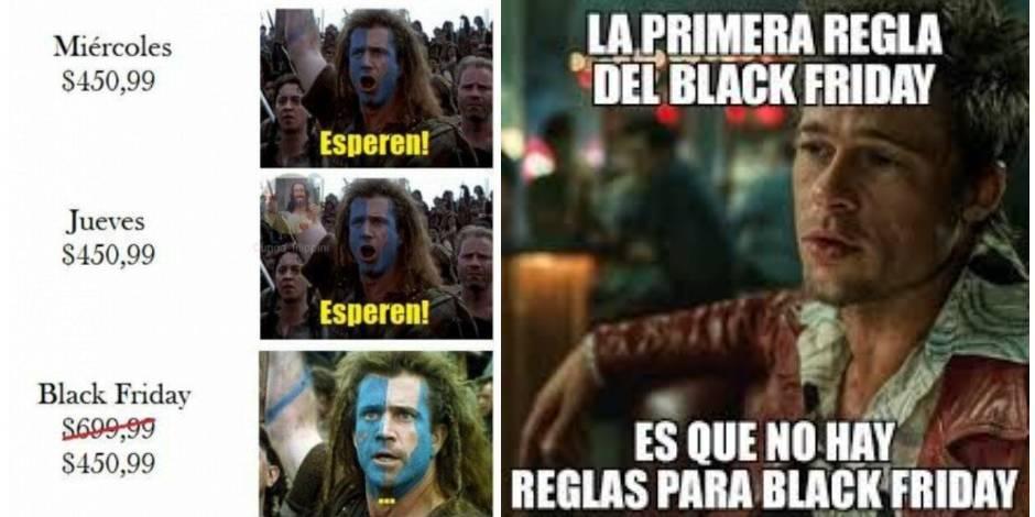memes black friday
