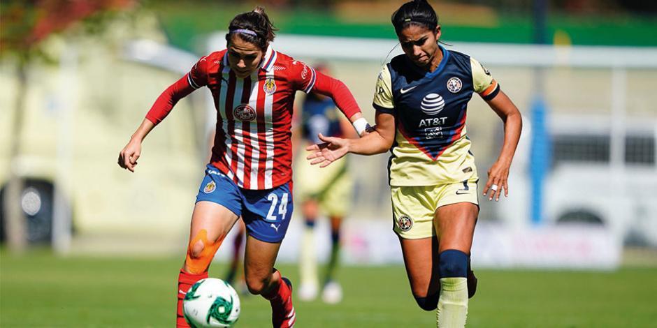 Chivas-América-Femenil-Liguilla