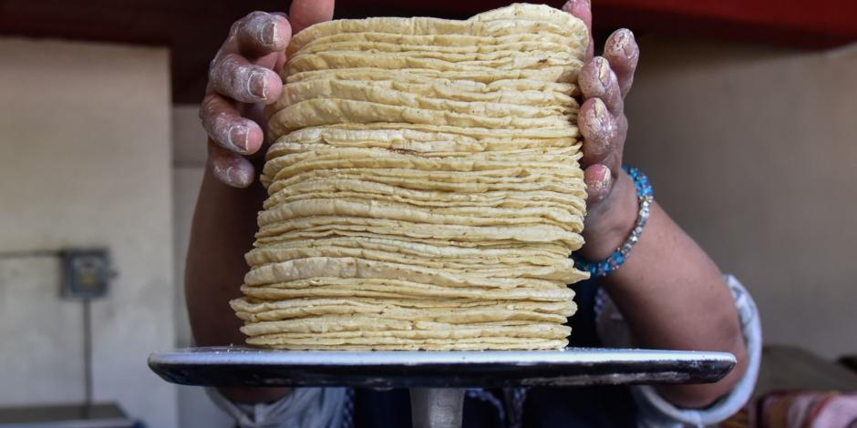 Tortilla-tortilas