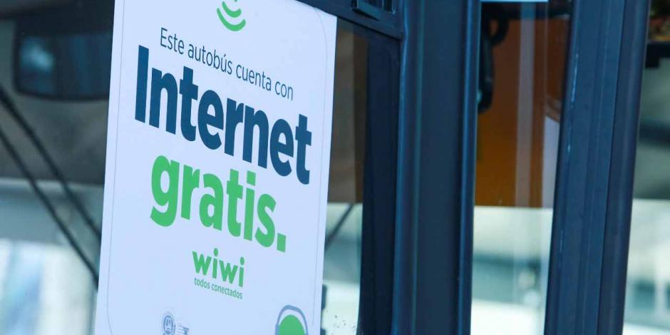 transporte internet gratis