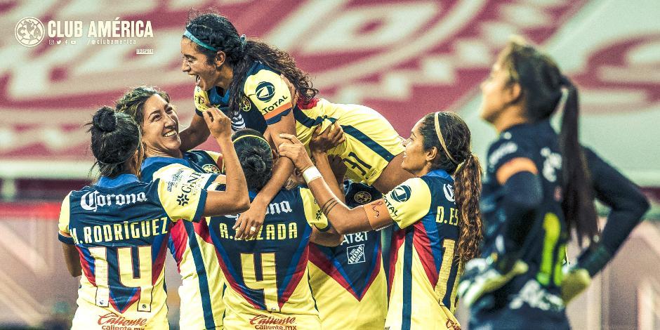 VIDEO: Resumen del América vs Chivas, Liguilla Liga MX Femenil