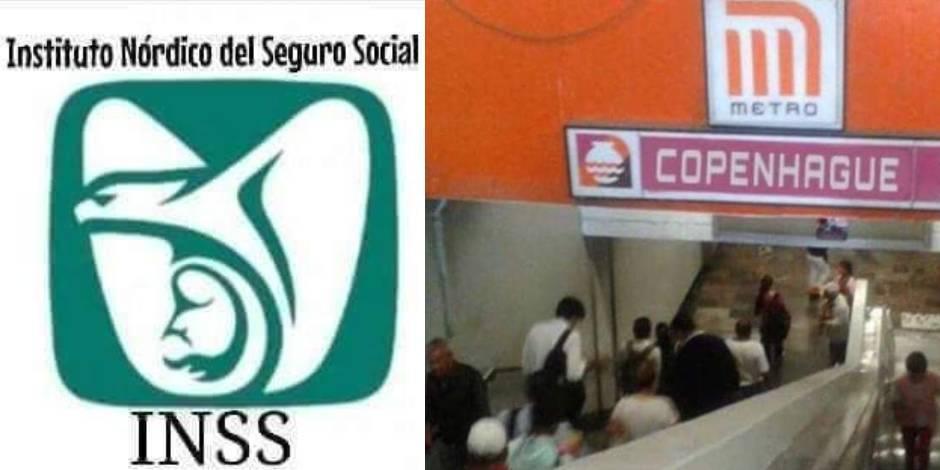 Memes del sistema de salud de México como el de Dinamarca
