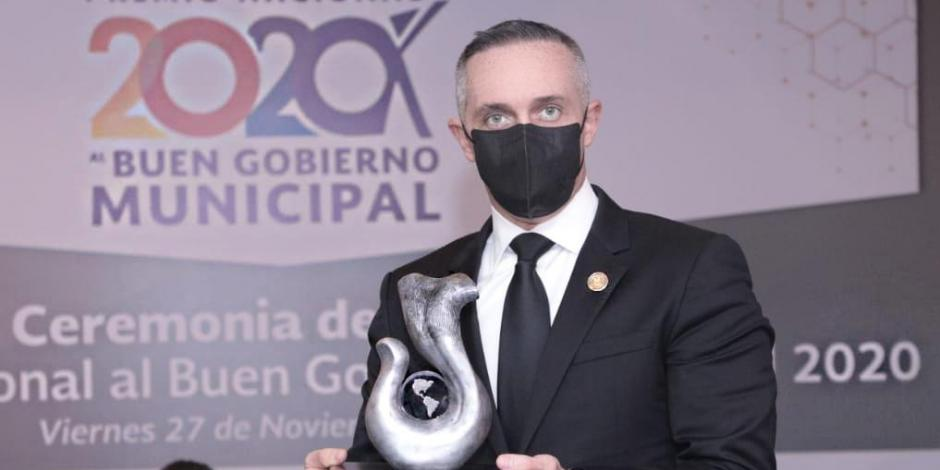 Cuajimalpa-Adrián Rubalcava Suárez