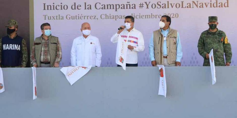 Brigadas casa por casa Chiapas