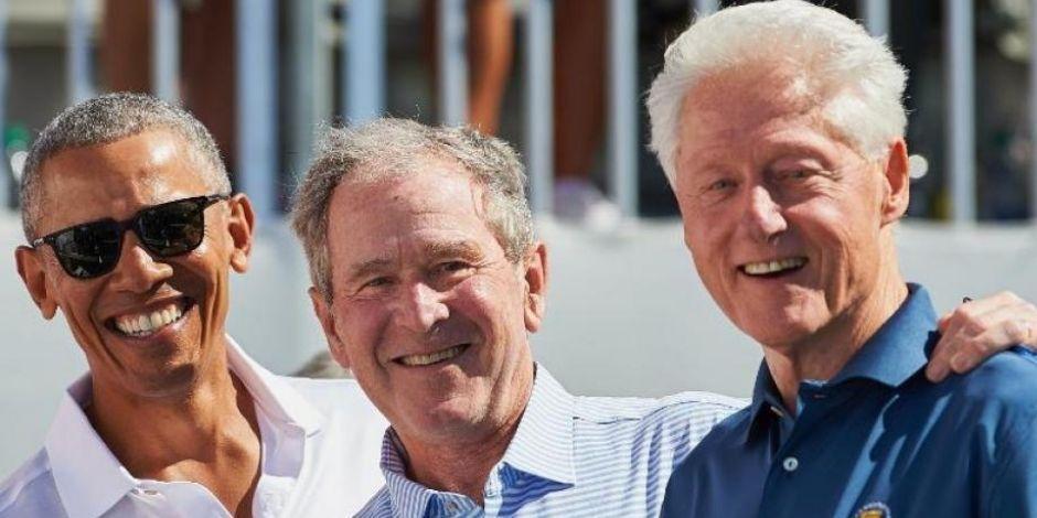 expresidentes EU