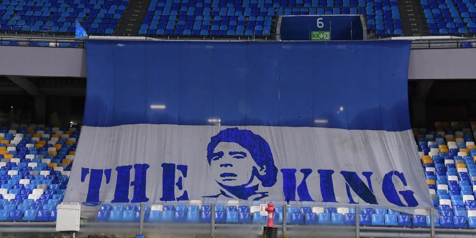 Estadio del Napoli