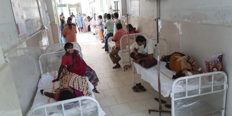 Enfermedad rara en la India