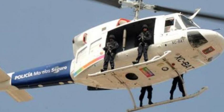 helicoptero CES