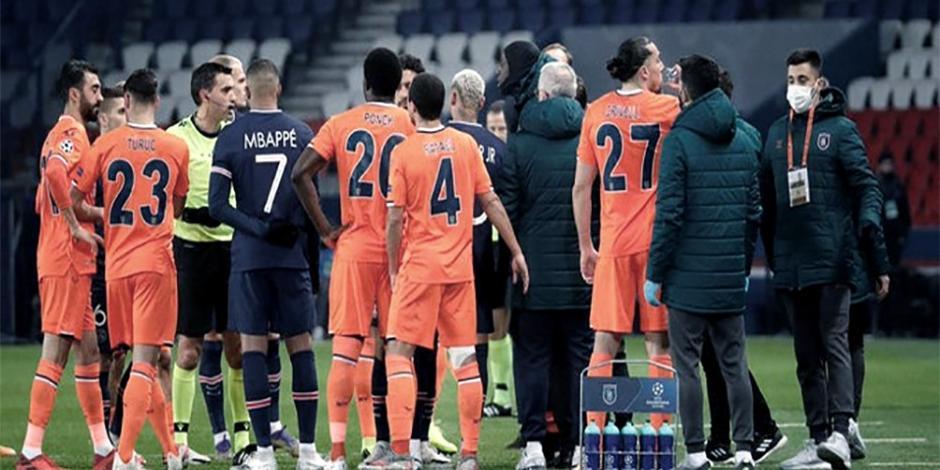 racismo Champions League