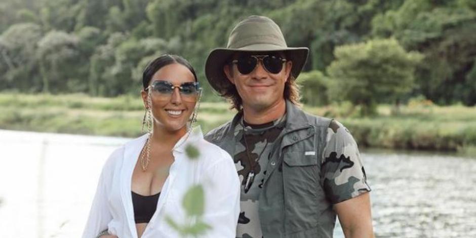Exatlón México: Antonio Rosique presume su amorío en locaciones del programa