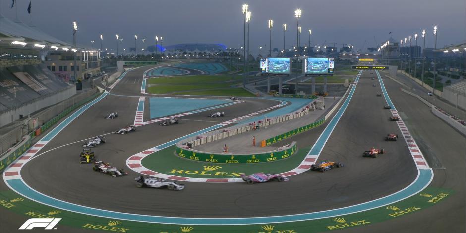 Fórmula 1 Gran Premio de Abu Dabi