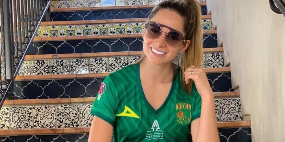 León: Alexandra Stergios alborota a sus fans con celebración del título de La Fiera