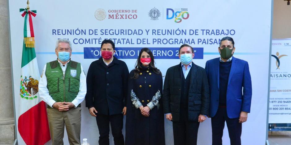 Durango migrantes