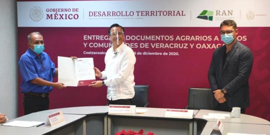 Acuerdo Veracruz