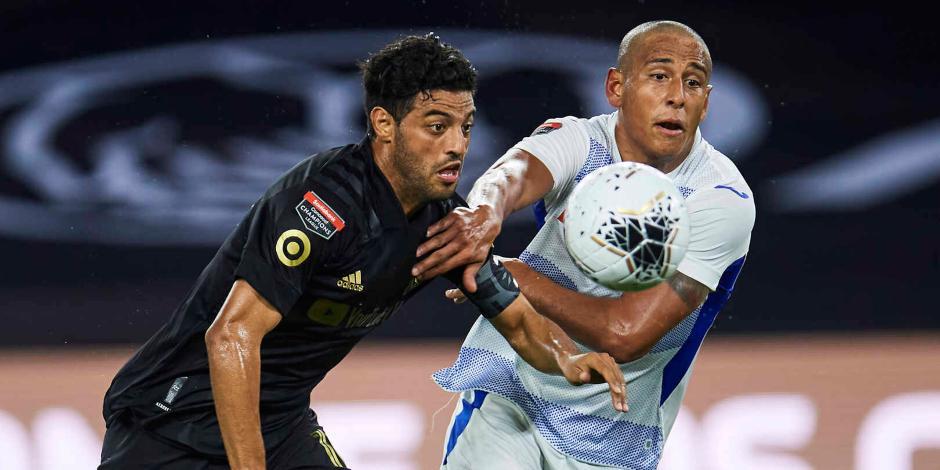VIDEO_ Resumen y goles del LAFC vs Cruz Azul, Concachampions, Cuartos de Final