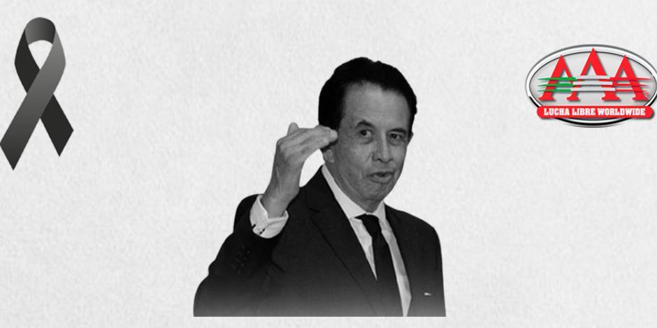 Lucha libre: ¿Quién fue Alfonso Morales, histórico cronista deportivo?