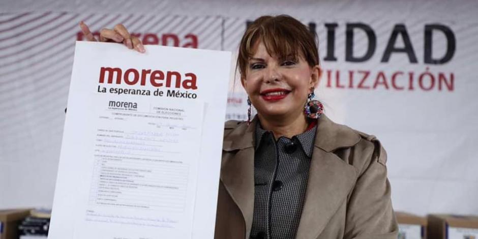 Morena- Claudia Yáñez Centeno