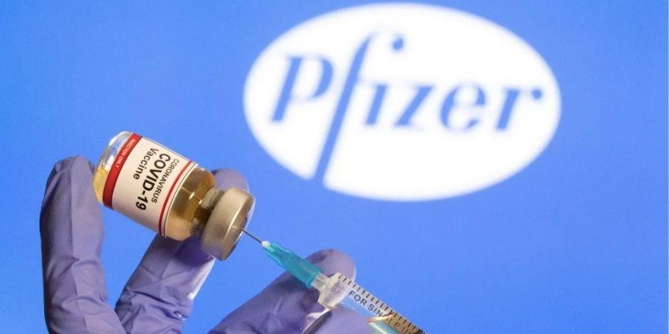 Pfizer COVID-19 vacuna