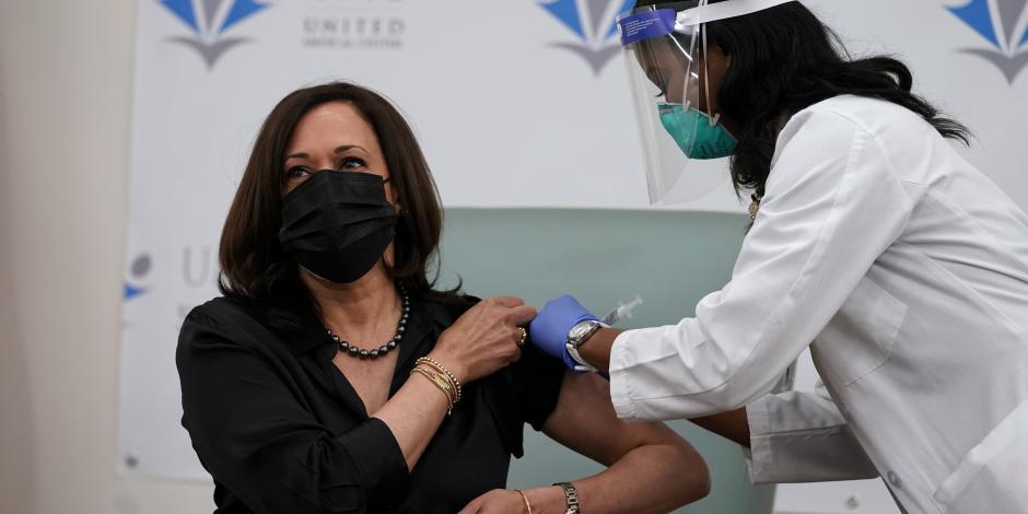 Kamala Harris-vacuna