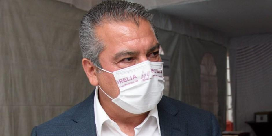 Raúl Morón Orozco-Morena-Michoacán