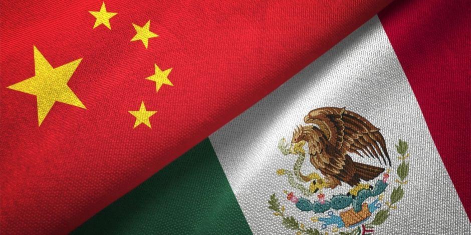 México-China
