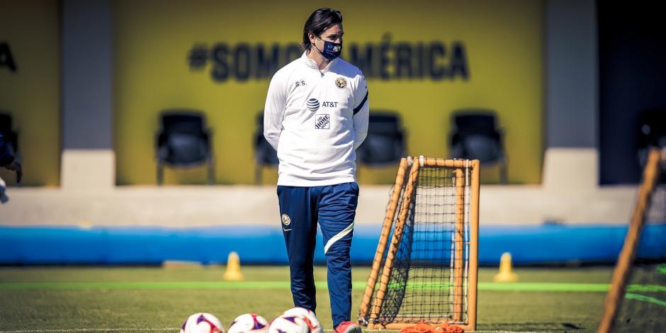 Santiago Solari América