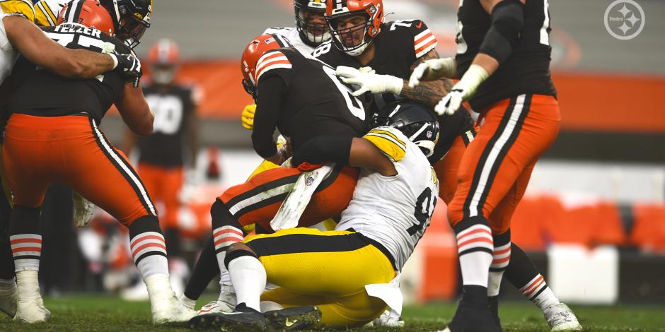 Browns vs Steelers NFL