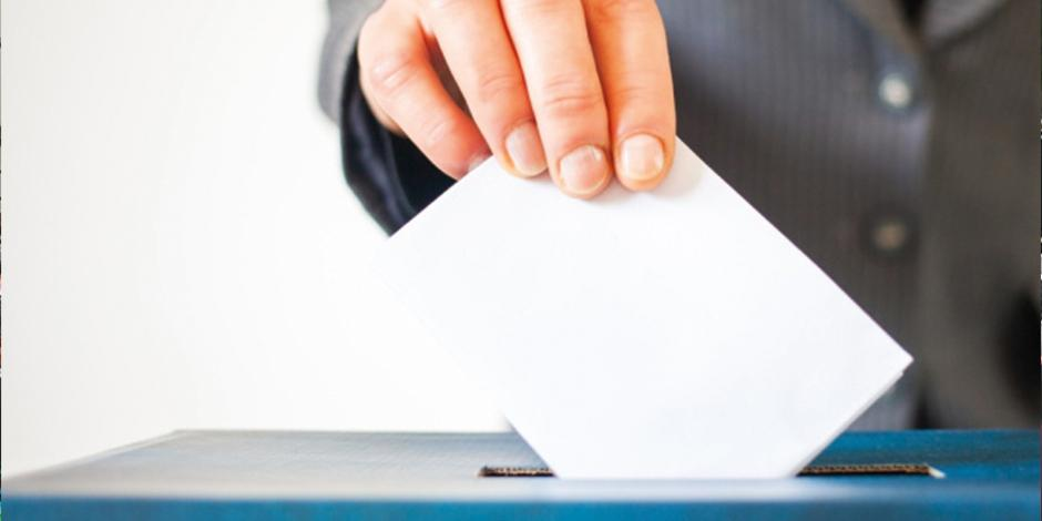 Foto ilustrativa de votaciones