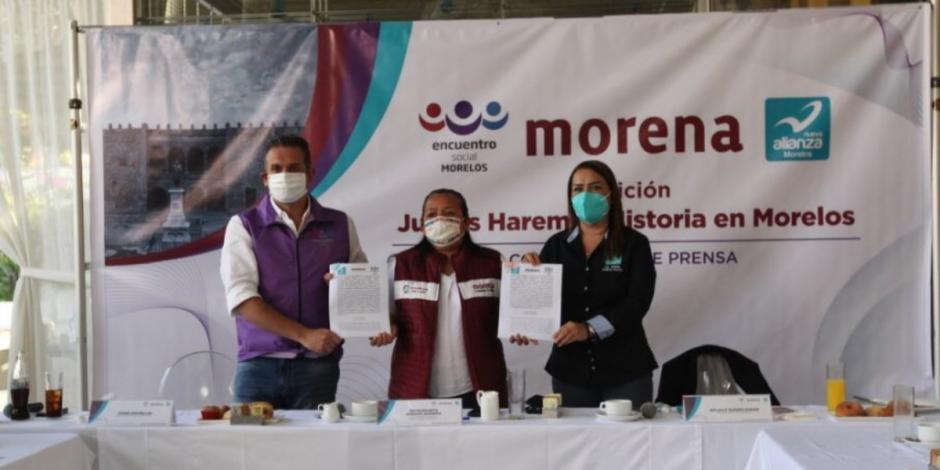morena-pes-nueva alianza-morelos