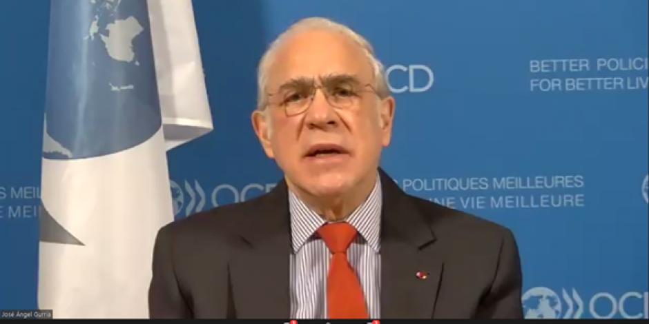 OCDE_José Ángel Gurría